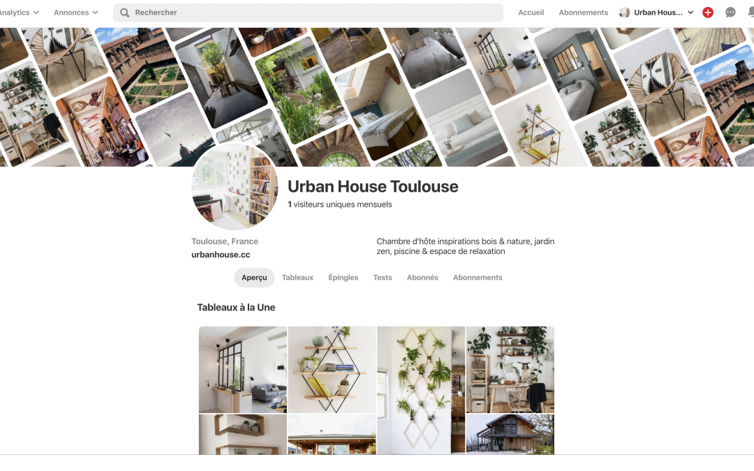 Urban House, l'expérience zen