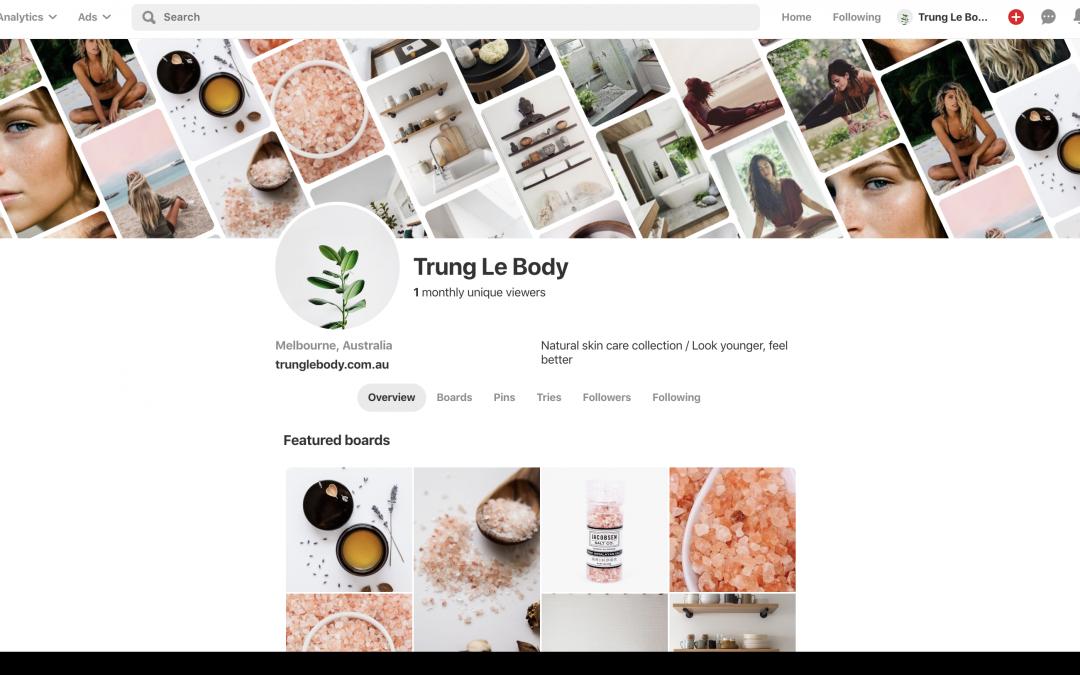 Trung Le Body, la beauté au naturel